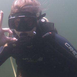 Zemūdens niršana ar instruktoru