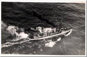 Kuģis Virsaitis (1916 - 1941)