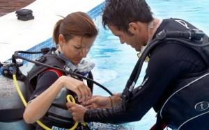 PADI Refferal Open Water Diver