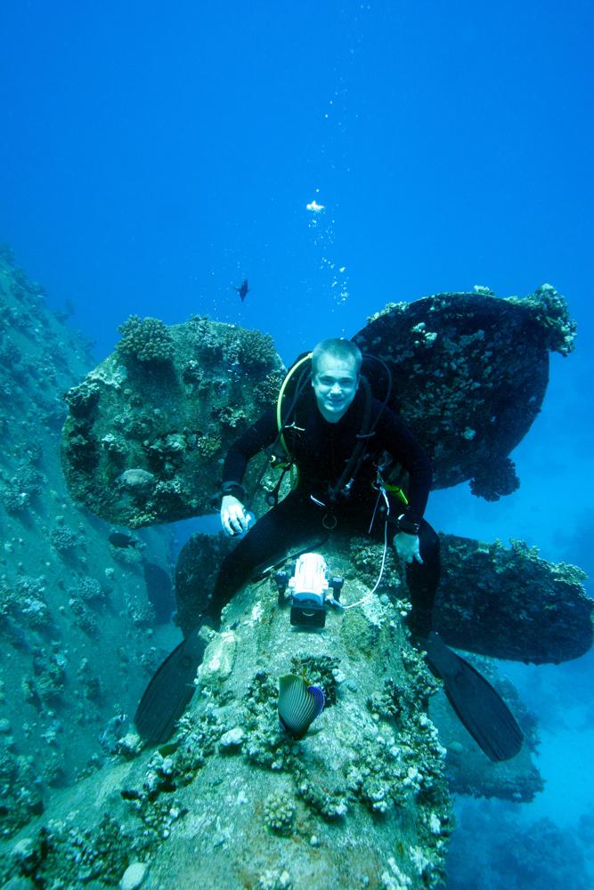 Zemūdens filmēšana