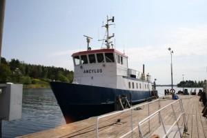 Kuģis Ancylus