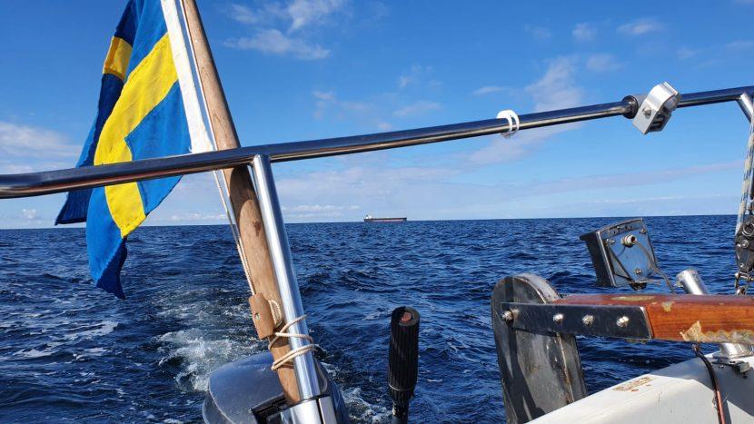 Ar jahtu dodamies Gotlande- Ventspils