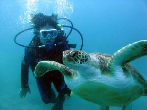 Deep Diving specialitāte