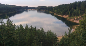 Dubkalni quarry reservoir