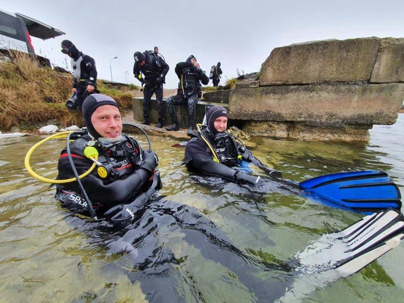 Вопросы и ответы о подводном плавании с аквалангом