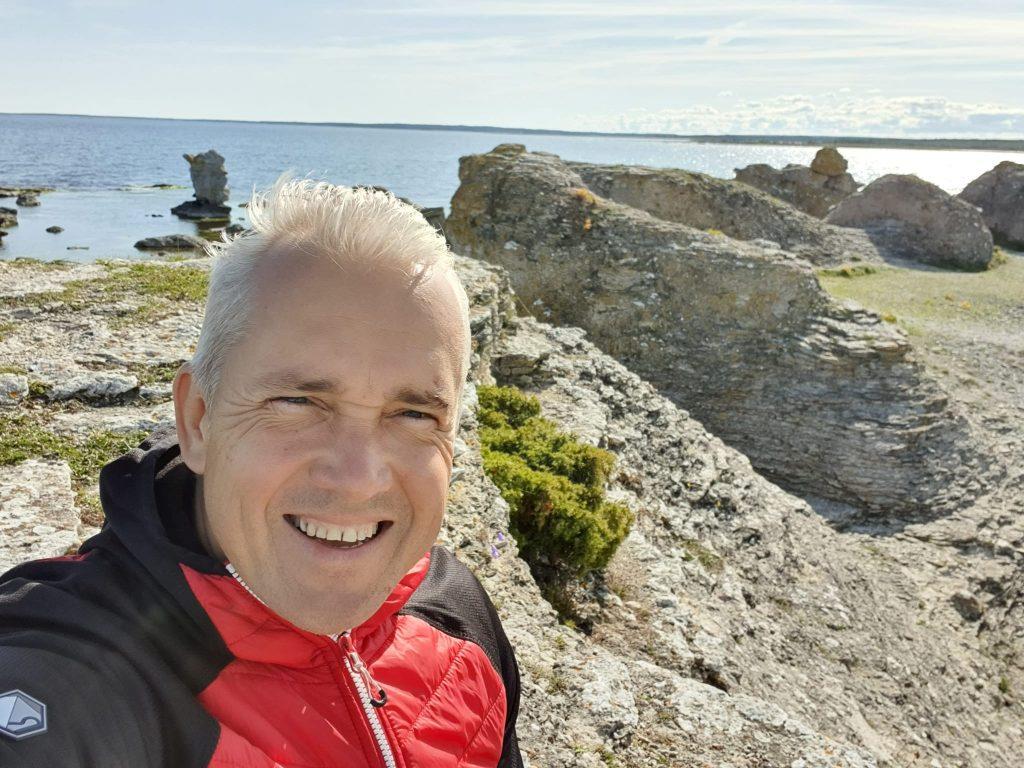 Pirms Baltijas jūras pārburāšanas dodamies ekskursijā pa Faro salu