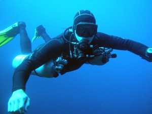 Sidemount Diving