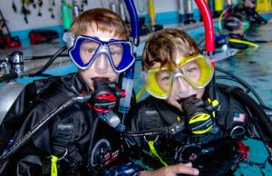 Zemūdens peldēšanas kursi