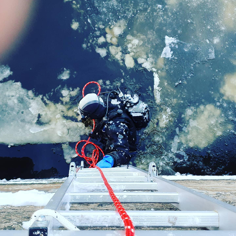 Zemūdens tehniskā apsekošana